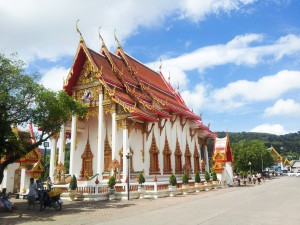 Wat Chalong Templet